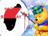 Winnie the Pooh Happy Birthday Meme Write Name On Winnie the Pooh Birthday Card 2happybirthday