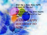 Wish U Happy Birthday Quotes Happy Birthday Wishes and Birthday Images