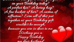 Wishing Husband Happy Birthday Quotes 53 Birthday Wishes for Husband