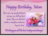 Wishing Mom Happy Birthday Quotes top Happy Birthday Mom Quotes