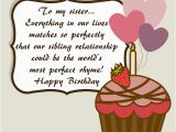 Wishing My Sister A Happy Birthday Quote Birthday Wishes for Sister Quotes and Messages