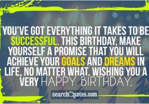 Wishing Myself A Happy Birthday Quotes Birthday Wish for Yourself Quotes