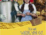 Wizard Of Oz Birthday Cards the Wizard Of Oz Yellow Brick Road Friend Birthday Card