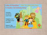 Wizard Of Oz Birthday Party Invitations Chandeliers Pendant Lights