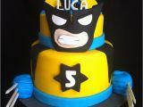 Wolverine Birthday Party Decorations Best 25 Wolverine Cake Ideas On Pinterest Marvel