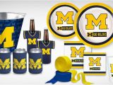 Wolverine Birthday Party Decorations Michigan Wolverines Party Supplies Party City