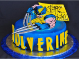 Wolverine Birthday Party Decorations Wolverine Birthday Cake Our Specialty Cakes Pinterest