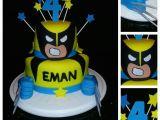 Wolverine Birthday Party Decorations Wolverine Cake for Maxim 39 S 5th Birthday Birthday Party