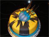 Wolverine Birthday Party Decorations Wolverine X Men Birthday Cake Cakecentral Com