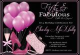 Womans 50th Birthday Invitations 50th Birthday Invitations for Women Dolanpedia