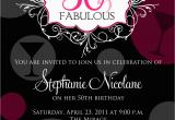 Womans 50th Birthday Invitations Free Printable 50th Birthday Invitations for Women