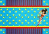 Wonder Woman Birthday Card Printable Wonder Woman Free Printable Invitations Oh My Fiesta