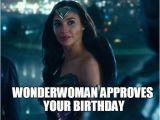 Wonder Woman Birthday Meme Superhero Birthday Memes Wishesgreeting