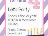 Word Birthday Invitation Template Birthday Invitation Templates Word Invitation Librarry