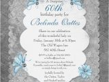 Wording for 60th Birthday Party Invitations 60th Birthday Invitation Wording A Birthday Cake