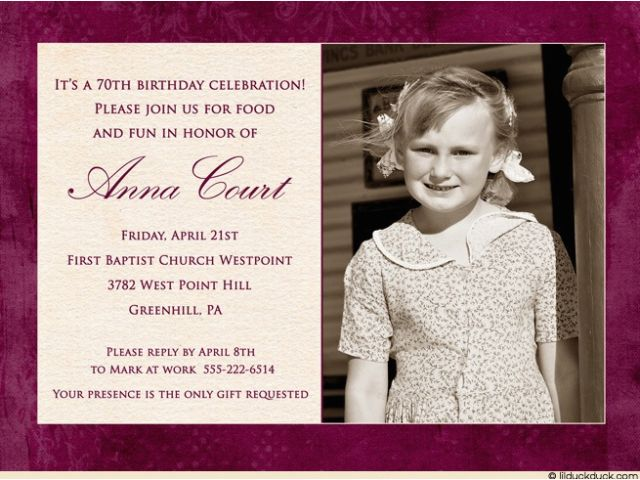 Download By SizeHandphone Tablet Desktop Original Size Back To Wording For 60th Birthday Party Invitations