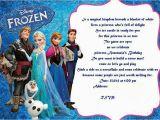 Wording for Frozen Birthday Invitations Frozen Birthday Invitation Ideas Cimvitation