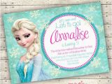Wording for Frozen Birthday Invitations Frozen Pool Party Invites Customize the Wording to Suit