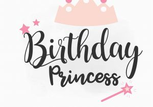 Words for A Birthday Girl Birthday Girl Svg Clipart Birthday Girl Quote Word Art