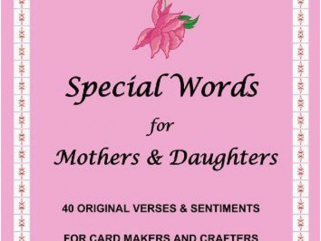 Download By SizeHandphone Tablet Desktop Original Size Back To Words For Daughters Birthday Card