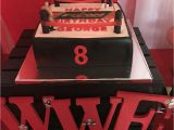 Wwe Birthday Decorations 8 Year Old S Wwe theme Birthday Party Venuemonk Blog