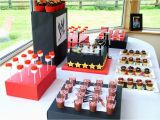 Wwe Birthday Decorations Wrestling Birthday Party Ideas Photo 1 Of 9 Catch My Party