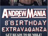 Wwe Birthday Invites 1000 Ideas About Wrestling Party On Pinterest Wwe Party