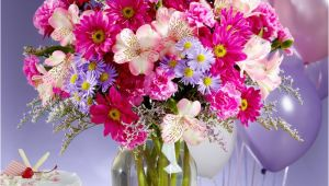 Www.birthday Flowers Happy Birthday Flowers Images Pictures Wallpapers