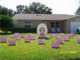 Yard Decorations for 50th Birthday Birthday Yard Flocking Decorations Tampa Fl Call