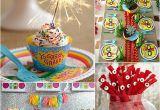 Yo Gabba Gabba Birthday Decorations Cool Yo Gabba Gabba Birthday Party Popsugar Moms