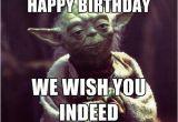 Yoda Happy Birthday Quotes Yoda Birthday Quotes Quotesgram