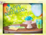 You Tube Birthday Cards Happy Birthday Greeting Card with Cake Youtube