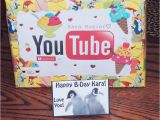You Tube Birthday Cards Youtube Birthday Party Printables