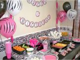 Zebra Decorations for Birthday Party Party Decoration Sandy Party Decorations Page 2