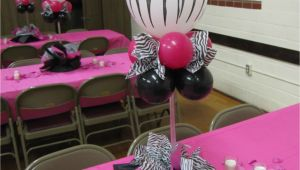 Zebra Decorations for Birthday Party Zebra Party Decorations Party Favors Ideas