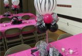 Zebra Print Birthday Party Decorations Wedding Decorations Zebra Print Wedding Decoration Ideas