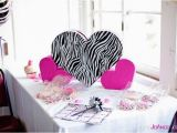 Zebra Print Decorations for A Birthday Party Zebra Print Card Box Zebra Birthday Party Pinterest
