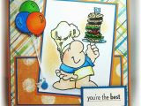 Ziggy Birthday Card Ziggy Birthday by Craftea19 at Splitcoaststampers