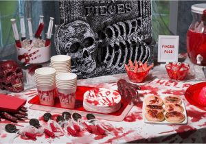 Zombie Birthday Decorations Party Ideas Delights Blog
