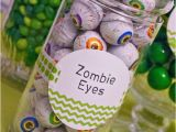 Zombie Birthday Party Decorations Kara 39 S Party Ideas Plants Vs Zombies Boy Video Game 6th