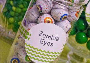 Zombie Birthday Party Decorations Kara 39 S Ideas Plants Vs