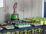 Zombie Birthday Party Decorations Zombie Party Decorations for Children Invisibleinkradio