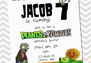 Zombie Birthday Party Invitations 9 Best Images Of Free Printable Invitation