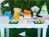 Zoo Animal Birthday Party Decorations Kara 39 S Party Ideas Zoo Birthday Party Planning Ideas Cake