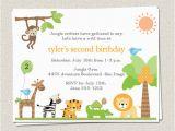 Zoo themed Birthday Party Invitations Zoo Birthday Party Invitations Bagvania Invitations Ideas