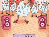 Zumba Birthday Card Birthday Cards Funny Animals Cards Free Postage Included